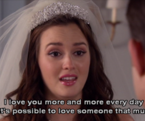 love, quote, and gossip girl image