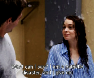 quotes, disaster, and movie image