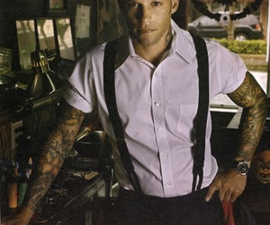 tattoo and ami james image