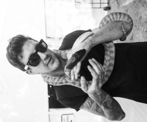 austin carlile, of mice & men, and tattoo image