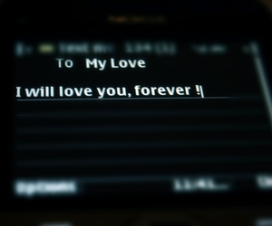 forever, text, and love image