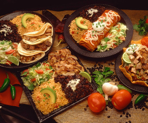 delicious, green, and tacos image
