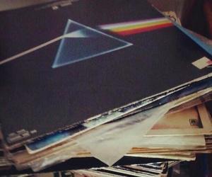 Pink Floyd, music, and vintage image