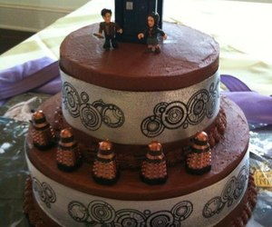 Dalek, doc, and doctor who image