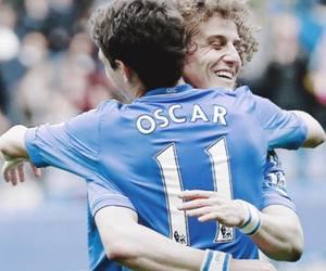 brasil, Chelsea, and oscar image