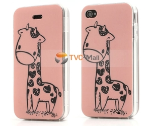 giraffe, iphone 4s case, and cute iphone 4 case image
