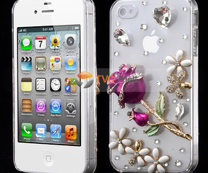 iphone 4 case, iphone 4s case, and crystal iphone case image