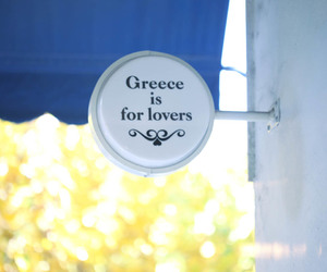 Greece, greek, and lovers image