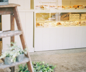 bakery, bright, and display image