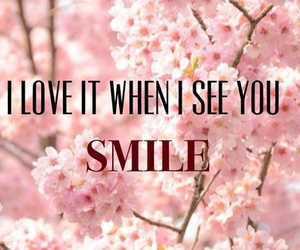 smile and love image
