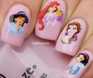ariel, girly, and pink image