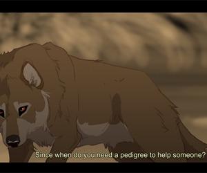 anime, wolf, and balto image