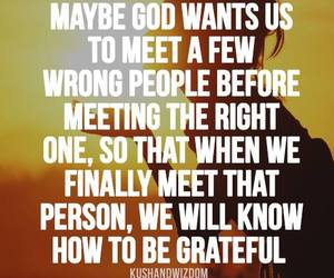 quotes, god, and grateful image
