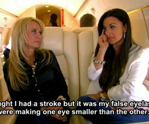 Beverly Hills, funny, and real housewives image