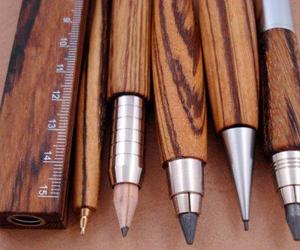 art, pencil, and wood image