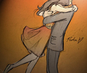 hug and the hunger games image