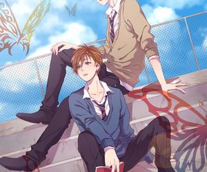 anime, boy, and zetsuen no tempest image