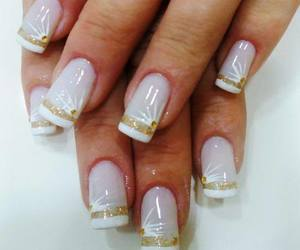 lindas, mulher, and nails image