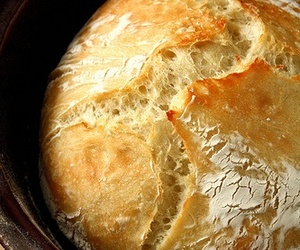 bread, artisan, and rustic image