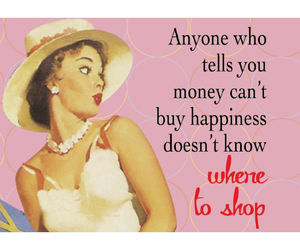 shopping, shop, and quote image