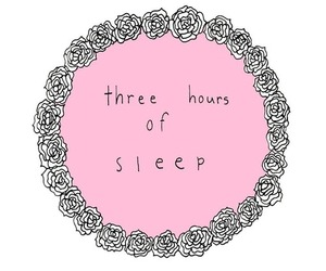 sleep, pink, and transparent image