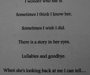 quotes, sad, and mirror image