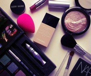 chanel, mac, and my life image