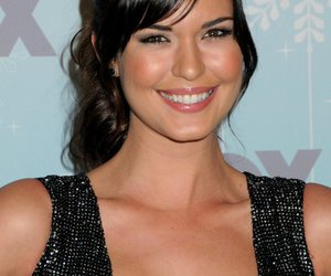 beautiful, odette yustman, and smile image