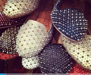crazy, fashion, and studs image