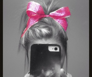 bow, braid, and case image
