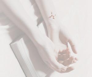 paper skin & glass bones. image