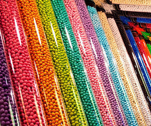 candy, colorful, and colors image