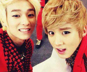 chunji, teen top, and l.joe image