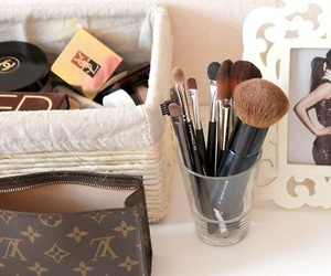 bag, Brushes, and frame image