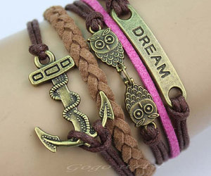Dream, bracelet, and accessories image