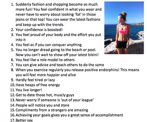 fit, healthy, and inspiration image