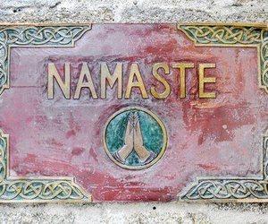 namaste image