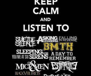 pierce the veil, falling in reverse, and suicide silence image