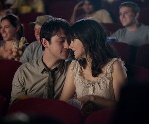500 Days of Summer, love, and kiss image