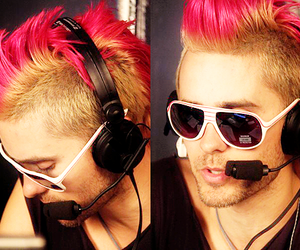 jared leto and pink image