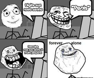 fun and forever alone image