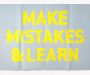 quotes, mistakes, and learn image