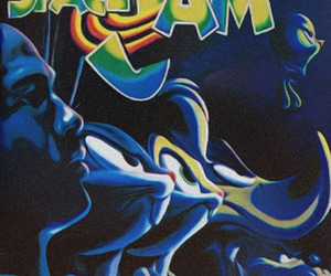 90s and space jam image