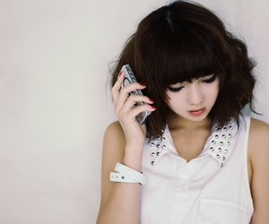 korean, ulzzang, and female image