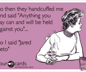 30 seconds to mars, ecards, and funny image