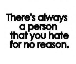 hate, quote, and person image