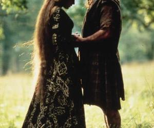 braveheart, love, and medieval image