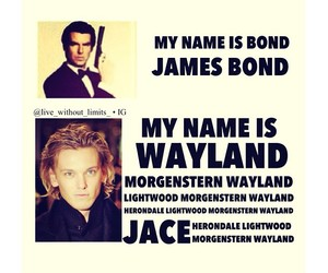 herondale, book, and jace image