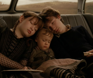 A Series of Unfortunate Events, scene, and kids image
