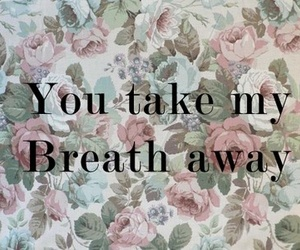 breath, quote, and words image